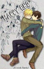 """Happy End"" [Creek/Style] South Park Yaoi. by Coffee-n-Homo"