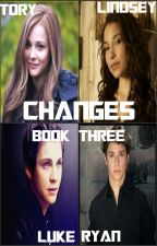 Changes (Book Three, The Vampire Diaries) by heartofice97