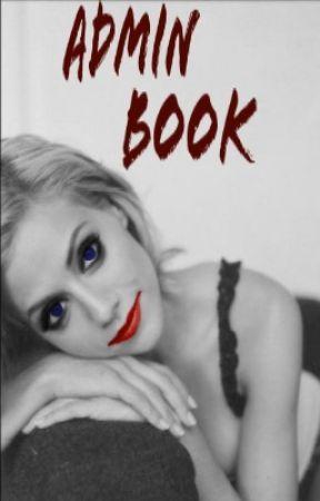 Admin Book O.O by TheOfficialHarleyQ