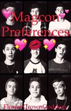 Magcon Prefrences by FlowerCrownGoddess