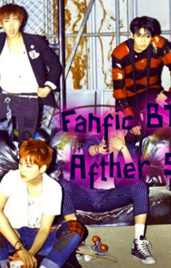 BTS Fanfic -Skool Luv (Bangtan Boys) Temp 1/2 / 3