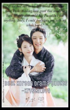 Best Korean Drama Quotes Youre Beautiful Wattpad