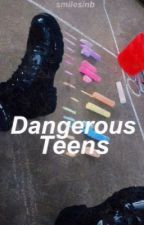 Dangerous Teens • Michael Clifford by smilesinb