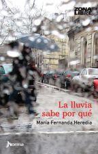 La lluvia sabe por qué by LorenaCiardullo