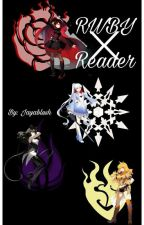 RWBY X reader by larriohsah