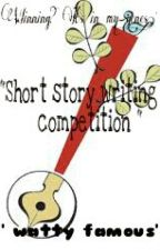 Short story writing competition by WaVeSSS