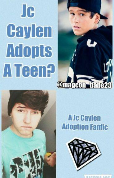 Jc Caylen Adopts A Teen? {ON HOLD}