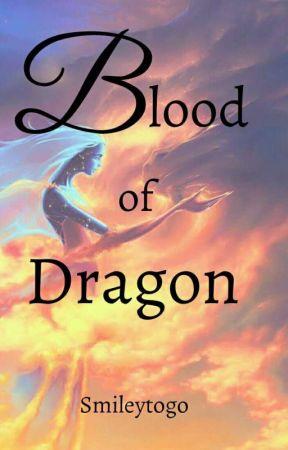 Blood of Dragon by smileytogo
