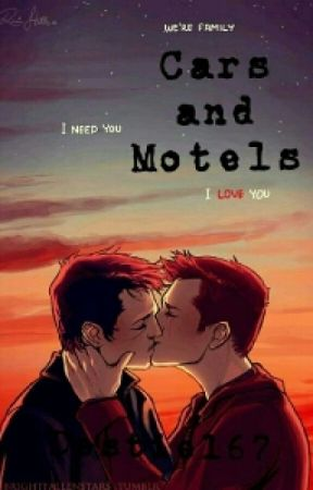 Cars and Motels (Destiel AU) (S&C Aftermath) by mellowgay