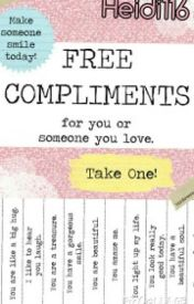 Take A Compliment by TheShadowOfJuliet