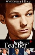 The History Teacher Student/Teacher (Larry Stylinson & Niam Horayne) by WeHeart1Dxo