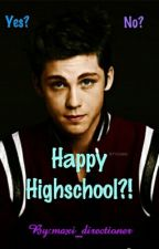 Happy Highschool? ( boyxboy) #Wattys2015 by maxi_directioner