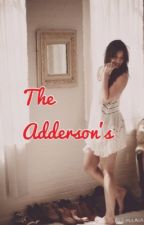 The Adderson's by Sleepingwithjaime00