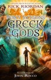 The Greeks Read 'Percy Jackson's Greek Gods' by InspireTheDreams