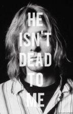 Abril del '94 ●• Kurt Cobain by marxrose