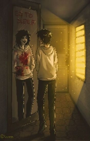 Those cold eyes of stone(Jeff the killer FanFiction)