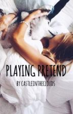 Playing Pretend [in progress] by castleintheclouds