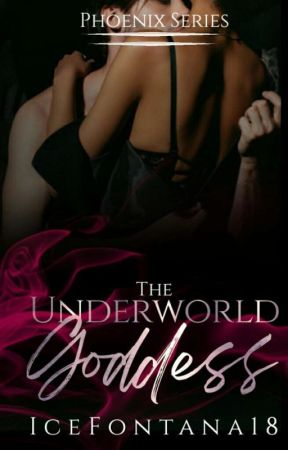 The Underworld Goddess by IceFontana18