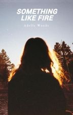 Something like Fire [REWRITING] by adellewoods