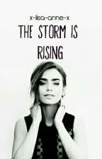 The Storm is Rising || Johnny Storm by X-Lisa-Anne-X