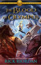 Blood Of Olympus by QueensOfStories