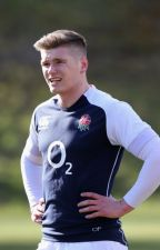 Owen Farrell - Trapped with rugby players by GbLamela