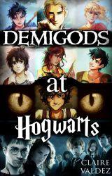 Demigods At Hogwarts   ✓ by ClaireValdez