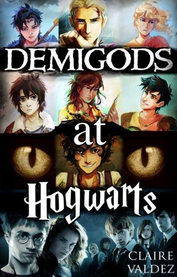 Demigods At Hogwarts | ✓