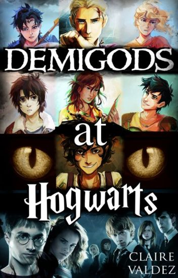Demigods At Hogwarts | ✓