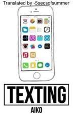 texting ↠ l.h - Tradução PT by -5secsofsummer