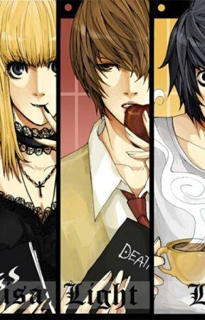 Death Note: High School Paradox by Lawlietdn