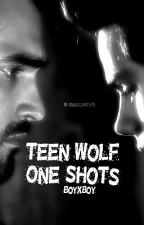 Teen wolf one shots *BoyXboy* - Peter & Stiles (The walking dead AU