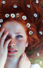 Das Mädchen mit den Haaren aus Feuer. by sommernachtstraum
