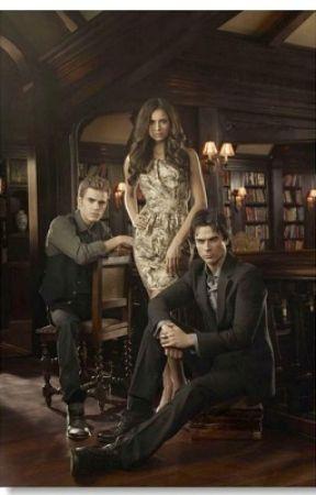 Vampire Diaries by wkissxox