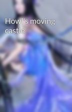 Howl's moving castle by Rose_heartless