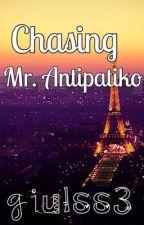 Chasing Mr. Antipatiko by giulss3