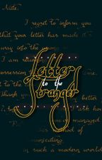 Letters to the Stranger [BWWM] by Stars-vs-Chocolates