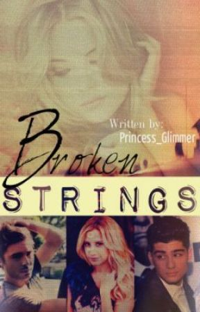 BROKEN STRINGS. [Two-shots] by Princess_Glimmer