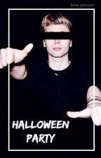 Halloween Party // l.h by pxnk-rock
