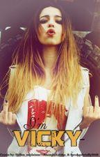 """I'm Vicky"""" by hellen_mislainne"""