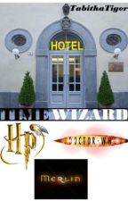 Hotel TIME WIZARD (Harry Potter, Merlin and Doctor Who crossover) [ON HOLD] by TabithaTiger