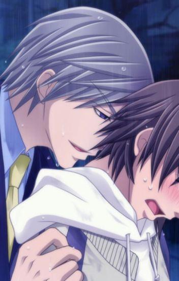 Destino encadenado. (Akihiko y Misaki)