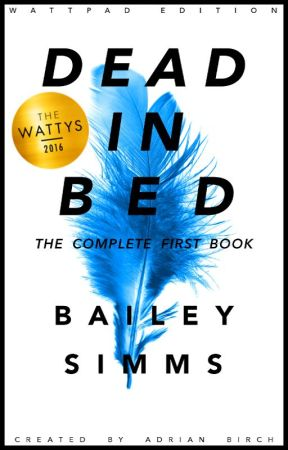 DEAD IN BED By Bailey Simms: The Complete First Book von Adrian_Birch