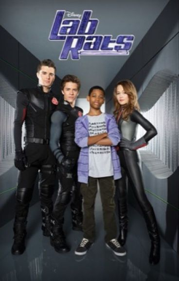 Lab Rats (A Chase Davenport love story)