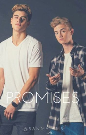 Promises •3rd book