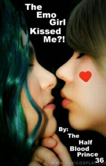 The Emo Girl Kissed Me? (girlxgirl)