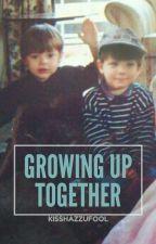 Growing Up Together [l.s. au] (ENTRARÁ EM CORREÇÃO ORTOGRÁFICA) by kisshazzufool