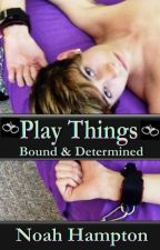 Playthings: Bound & Determined (Coming soon) by noahhampton95