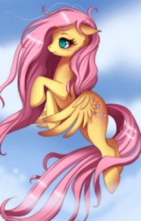 Fluttercord the story of Fluttershy and Discord:A MLP:FIM