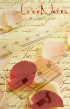 LoveNotes: KPop Fanfic by Haruman227